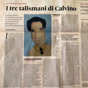Calvino90 su Domenica24