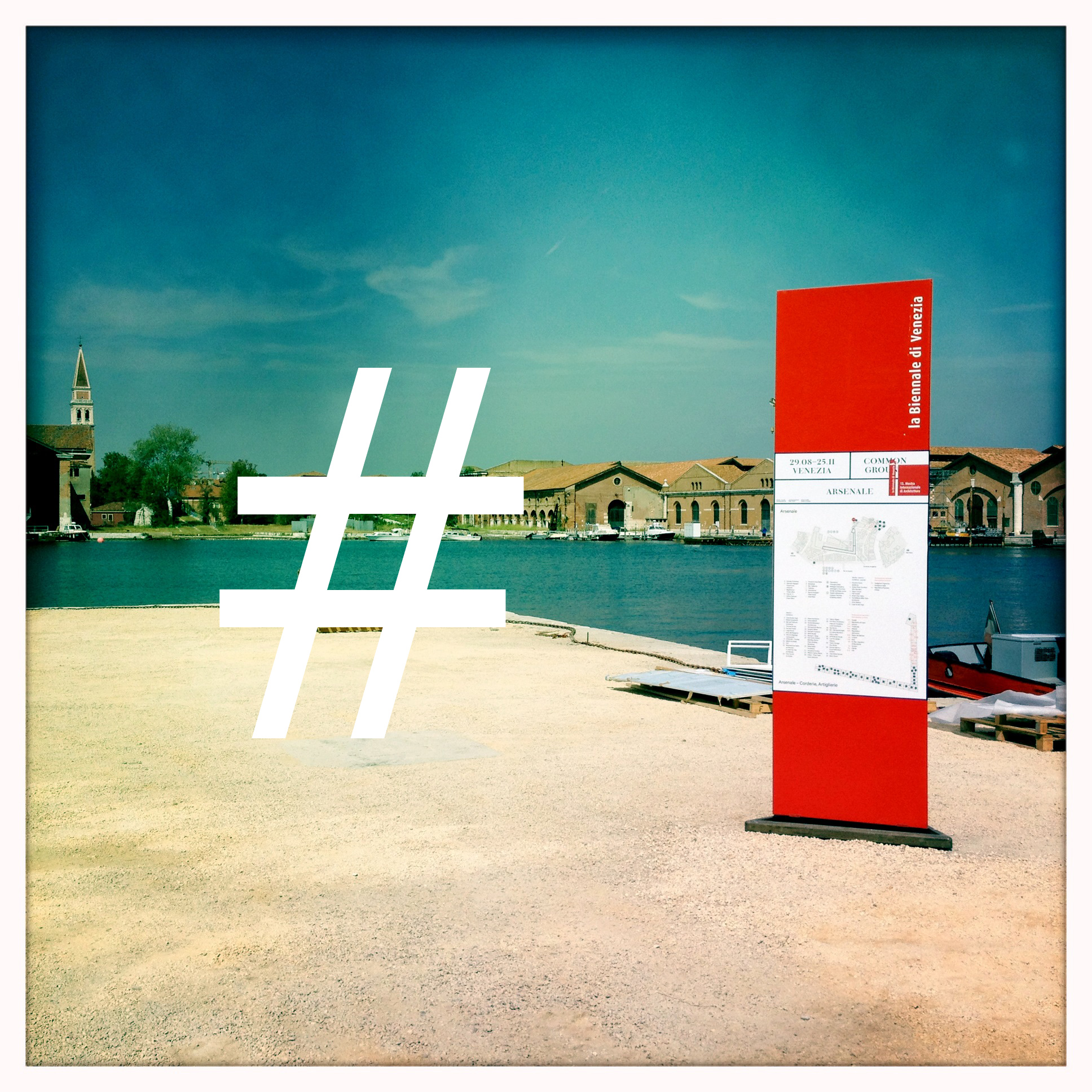 U10 alla Biennale di Venezia