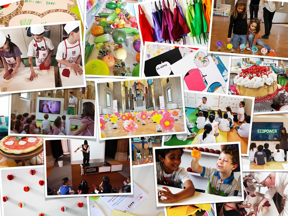 Childrenshare per MUBA e Expo2015