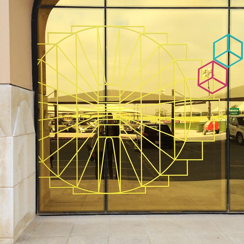 Tweetbook per Tasmeem Doha 2015 - TasmeemGlass
