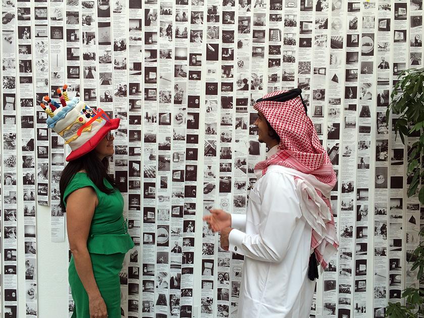 Tweetbook per Tasmeem Doha 2015 - TasmeemPeople