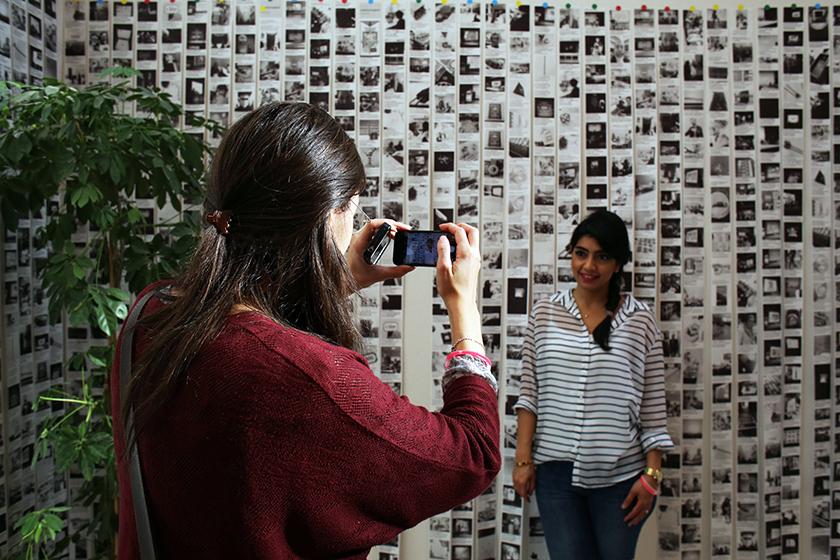 Tweetbook per Tasmeem Doha 2015 - TasmeemPortrait
